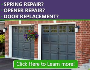 Our Services - Garage Door Repair Tierra Verde, FL